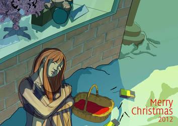 merry Christmas 2012 by jojo-kusnadi