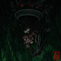 Prototype. Hubrib album cover by atomcyber