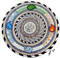 Elemental Mandalla by Auralous