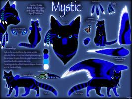 Mystic Reference by MysticalPaws