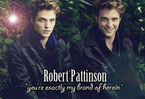 My brand of heroin by twilightxsara