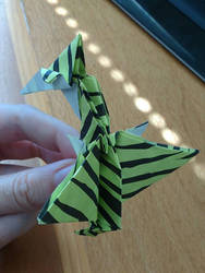 Day 23 Pterodactyl by Klsw
