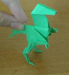 Day 31 Velociraptor by Klsw