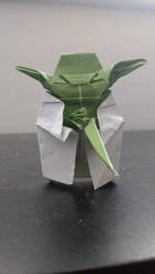 Yoda by Klsw