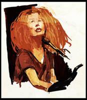 Tori Amos by akenoomokoto
