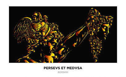 PERSEVS ET MEDVSA by xKaref
