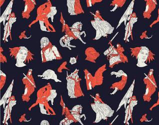 Pattern by xKaref