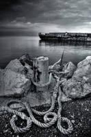 the docks by ChrisKora