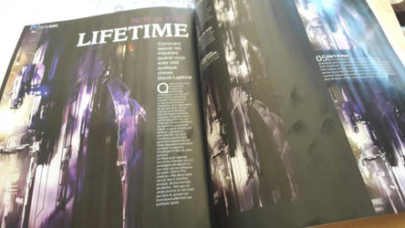 Not in This Lifetime Published ! by DLapkine