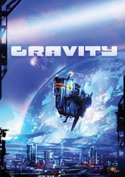 Gravity 1 by DLapkine