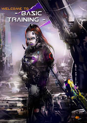 Basic Training by DLapkine