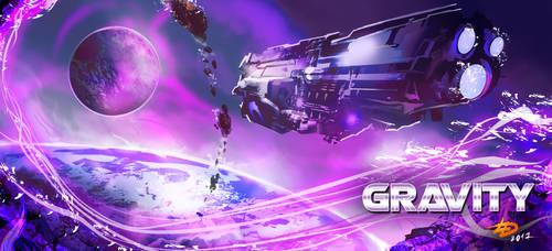 Gravity 3 by DLapkine