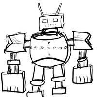 Robot by derek-me