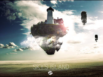 Sky's Island by Radicalvince
