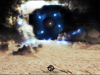 black hole by Radicalvince