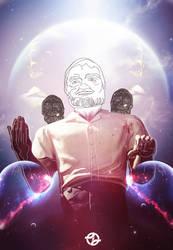 GOD by Radicalvince