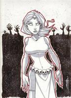 Mystique by JeremyTreece