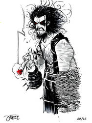 25 Days of DC - Lobo by JeremyTreece