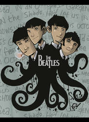 The Beatles by JeremyTreece