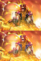 Ramos' Wolverine by JeremyTreece