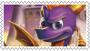 Spyro Stamp 48 by oAzuLJo