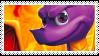 Spyro Stamp 49 by oAzuLJo