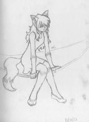 Foxy by tarii-antinara