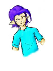 Random Guy Elf by tarii-antinara