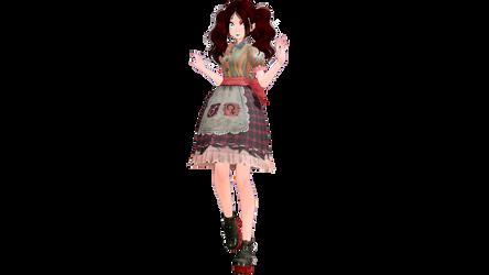 Scarlette the Doll by xXWillyWonkaXx