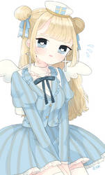 Angel Girl by rota-ko
