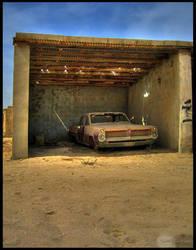 old durty car by fischerr3