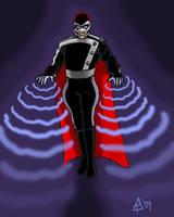 Magneto Redesign by toekneearrows