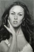 Megan Fox by javaniles