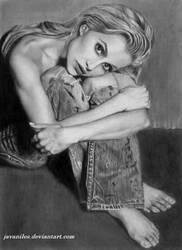 Brittany Murphy by javaniles