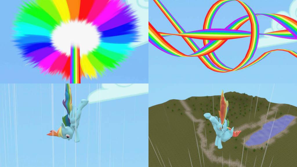 Sonic Rainboom SFM Resource Pack by vikingerik78