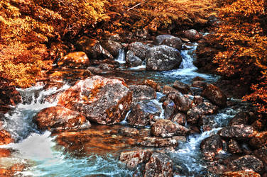 Dream of Rivers by DavidNowak