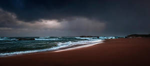 Winter by the Coast by DavidNowak