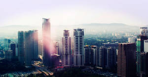 Kuala Lumpur by DavidNowak