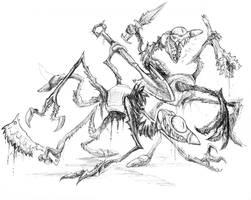 Rhe - Vheng (Except they're way creepier) by shockaLocKer