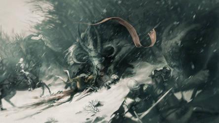 Fury of the Drakwald by MEYERanek