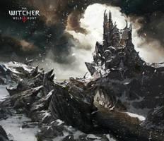 The Witcher 3 Concept01 by MEYERanek