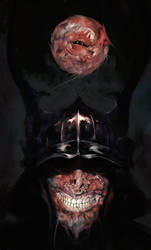 Demon God by MEYERanek