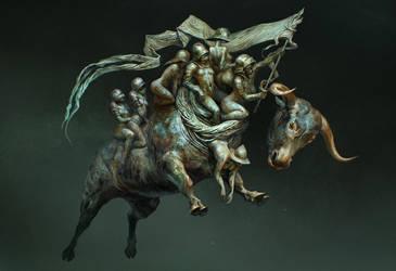 Taurus by MEYERanek