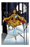 {Her Majesty} Belle, Princess of Sacrefleur by suisei-ojii-sama