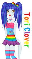 Sunshine, Lollipops and Rainbows by DesuPanda98