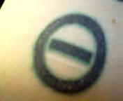 Tattoo: Type O Negative by Wolfie303