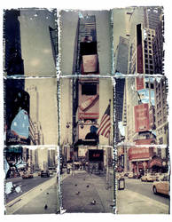 Times Square at 0851 by polasam