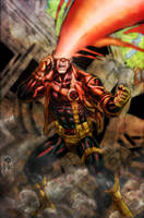 CYCLOPS (colors) by FantasticMystery