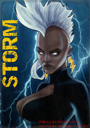 Punk Storm (colors) by FantasticMystery