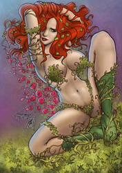 Poison Ivy by FantasticMystery